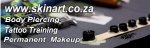 Tattoo and Body Piercing Training