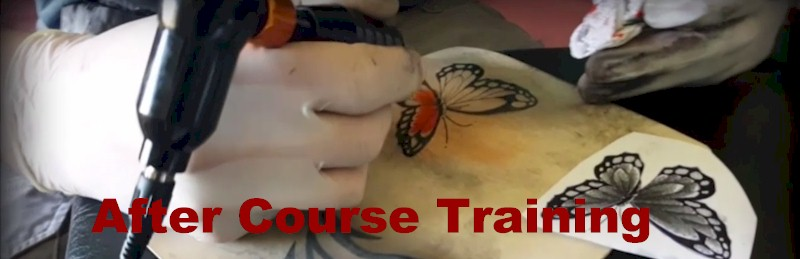 After Course Tattoo Training