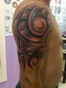 Tribal with Shading
