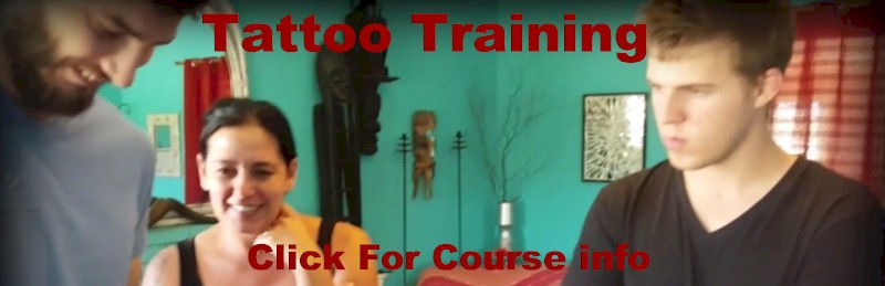 Skin art tattoo training courses for Tattoo apprenticeship programs