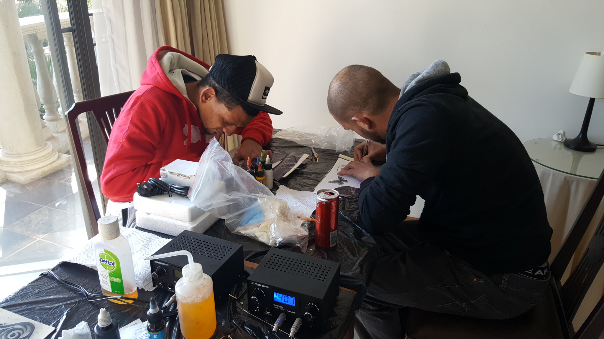 Tattoo Artists in South Africa