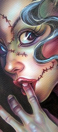 Joe Capobianco Blood Pudding Tattoos