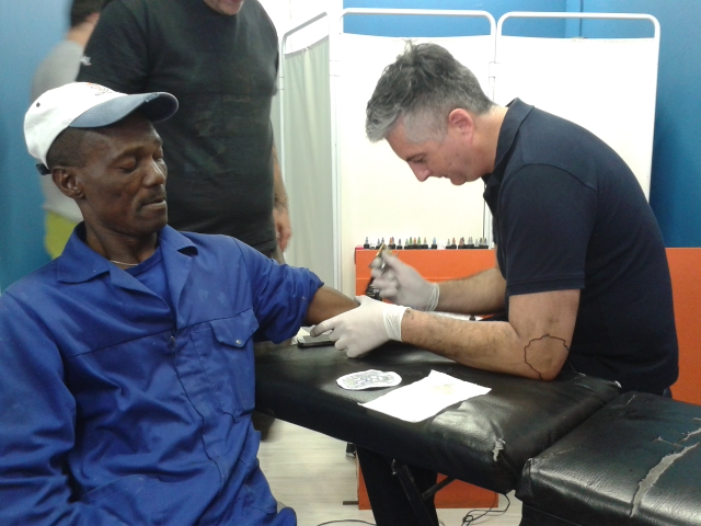 Tattoo training - Durban