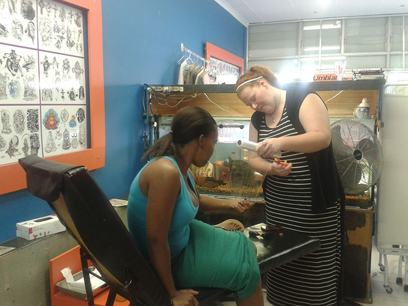 Tattoo Training South Africa