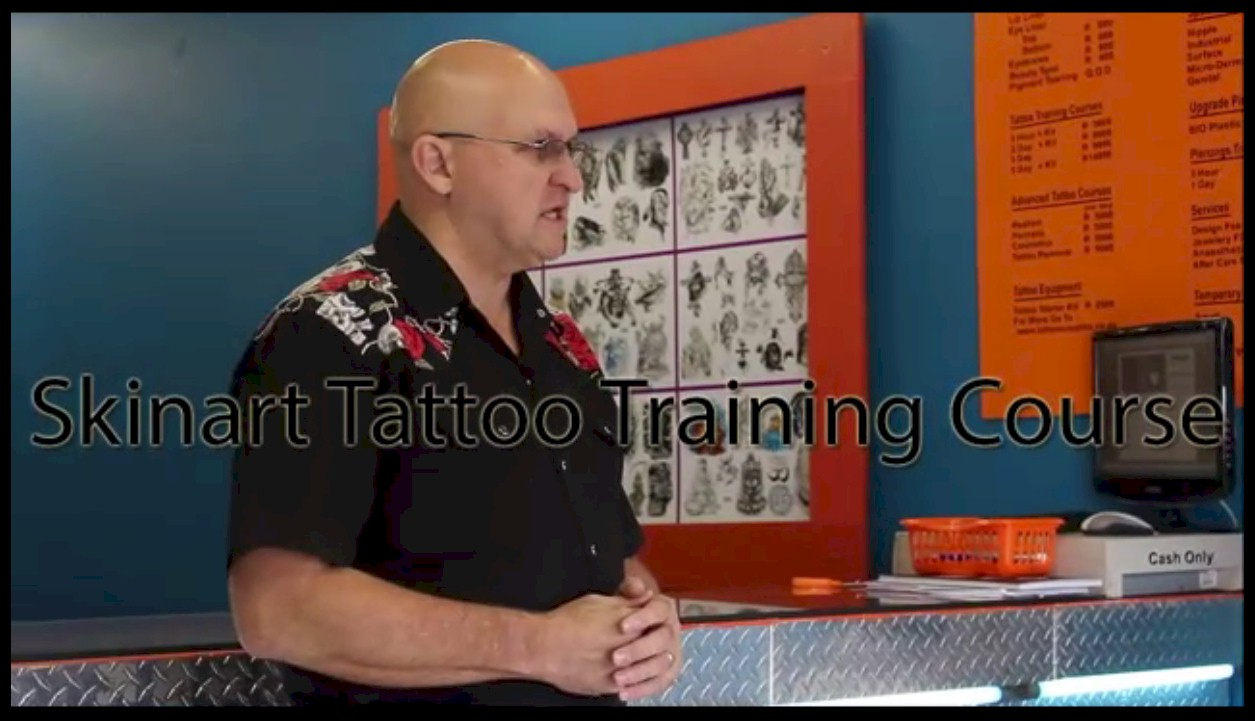 Tattoo Training Video